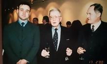 Парамов: САЩ разчитаха на Гоцев и Луканов да свалят интелигентно Живков