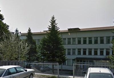 МБАЛ-Омуртаг Снимка: Google street view