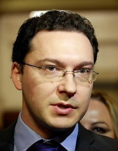 Бившият външен министър Даниел Митов СНИМКА: Ройтерс