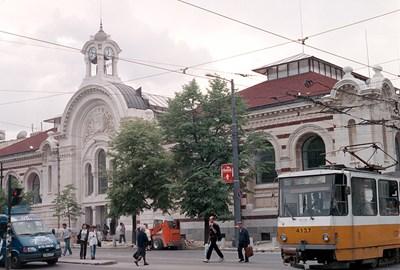 Централните софийски хали, които са една от емблематичните софийски сгради, може да станат част от търговска верига. СНИМКА: Архив