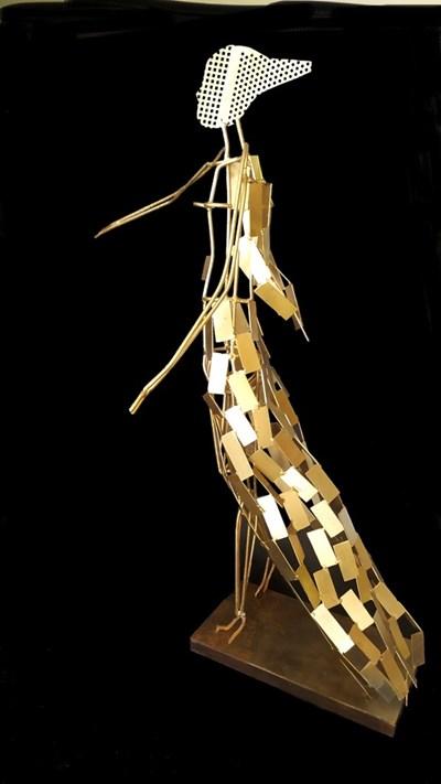 Пепеляшка - творбата, вдъхновила Седларски за най-новата му изложба.