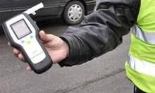 Пиян шофьор опита да избяга от полицаите във Варна