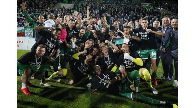 Кирил Домусчиев: Най-добрият отбор отново е шампион!