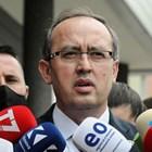 Новоизбраният премиер на Косово Авдулах Хоти СНИМКА: Ройтерс