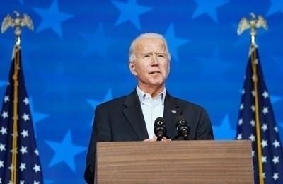 Новоизбраният президент на САЩ Джо Байдън СНИМКА: Ройтерс