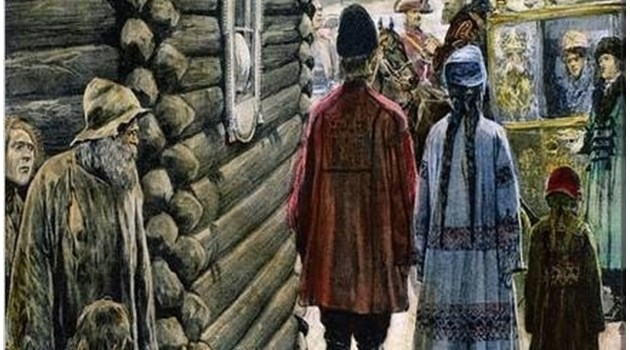 Потьомкинските села - нарицателно за фалшификация