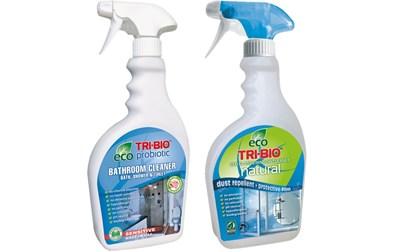 Екологично почистване на баня, душ и тоалетна - вече е възможно с Три Био