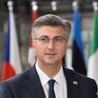 Премиерът на Хърватия Андрей Пленкович СНИМКА: Ройтерс