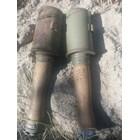 Стари боеприпаси са намерени в склад в кметството в омуртажко село