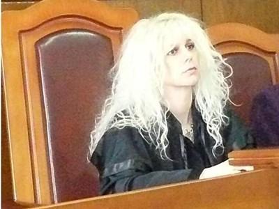 Съдия Майа Попова Снимка: Архив
