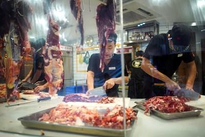 Китайският град Шънчжън забрани продажбата и яденето на диви животни снимка: Ройтерс