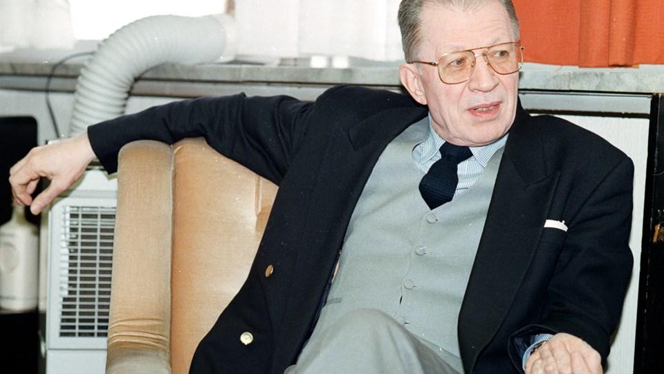 Горбачов и Рейгън поверяват прехода на Любен Гоцев, Луканов и Младенов