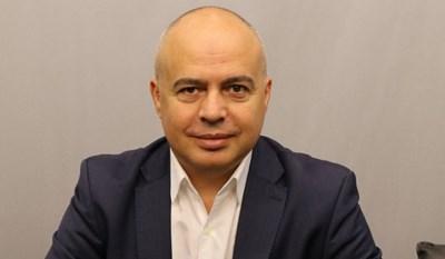 Георги Свиленски СНИМКА: БСП