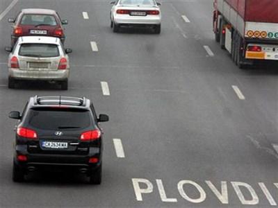 Автомагистрала Тракия. Снимка: Парсех Шубаралян