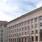 Телефонната палата в София. Снимка Архив