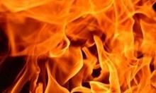 Мъж едва не изгоря при пожар от цигара в дома си