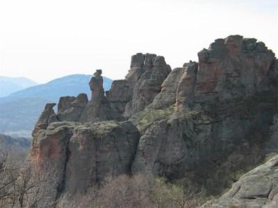 Белоградчишките скали са включени в предварителния списък на ЮНЕСКО от Министерството на околната среда и водите. СНИМКА: ВАНЯ СТАВРЕВА