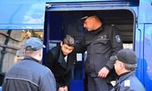 Окончателно: Непълнолетният Денис остава в ареста за убийството на бездомник