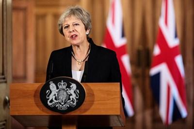 Премиерът на Великобритания Тереза Мей многократно обеща да сложи край на неограничената имиграция от Европа след излизането на Обединеното кралството от Европейския съюз.