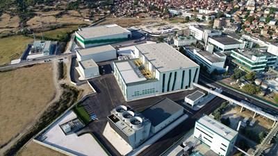 """Инвестицията в завода на """"Биовет"""" е за 300 млн. лв."""