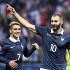 Бензема не е играл за Франция от октомври 2015-а