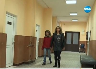 Недка Качукова и дъщеря й КАДЪР: NOVA