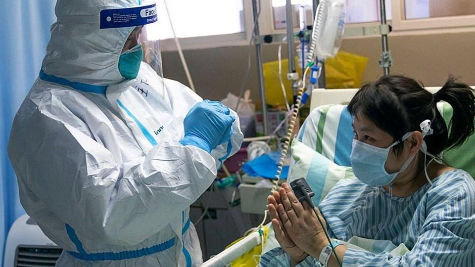 103-годишна китайка шокира всички, като пребори вируса
