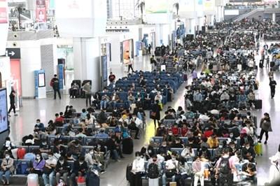 """230 милиона са направените пътувания в Китай по време на празника """"1 май"""""""