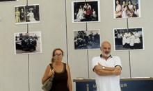 Показват на снимки в Несебър последния руски император