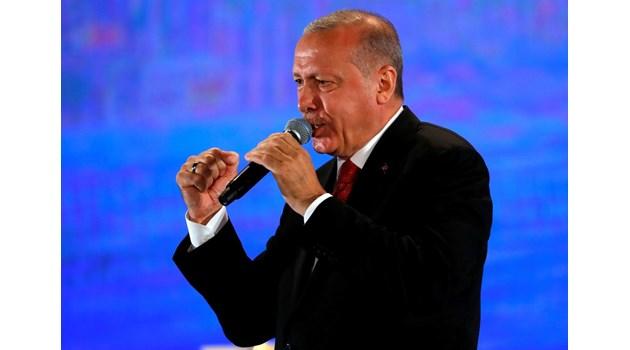 Празнично послание на турския президент Ердоган по случай Курбан байрам