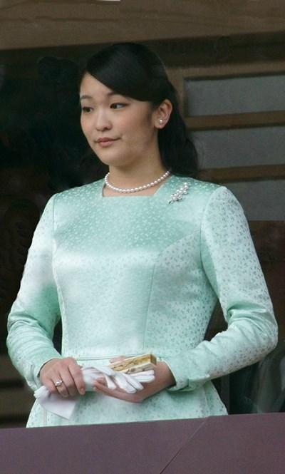 След сватбата си японската принцеса Мако ще заживее в САЩ като обикновена гражданки.