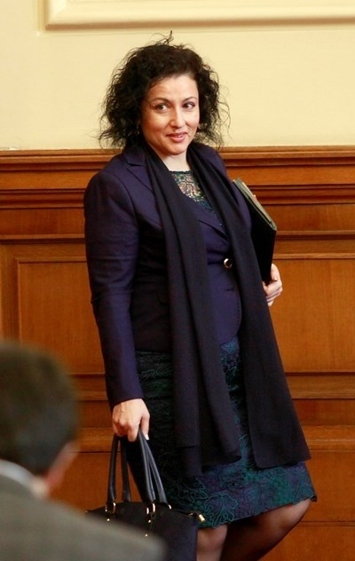 Десислава Танева. Снимка: Архив