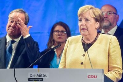 Ангела Меркел снимка Ройтерс