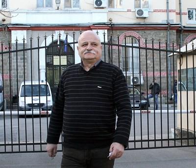 Зам.-министър Николай Проданов  СНИМКА: Румяна Тонева
