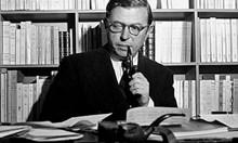 Сартър отказва Нобелова награда, да сключи брак и да вярва в Бог