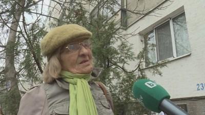 78-годишната Горка Алексова / Снимка: btvnovinite.bg