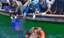 Принцът на Уганда на косъм от смъртта след корабокрушение