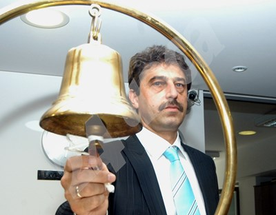 Цветан Василев се укрива в Сърбия. У нас той е подсъдим задочно за фалита на КТБ. СНИМКА: 24 часа