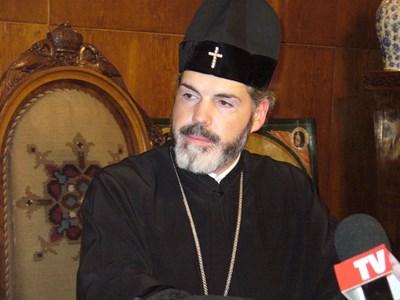Митрополит Антоний празнува имен и рожден ден