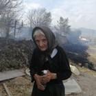 Баба Марийка от Старосел се оказа жилава българка. Снимка: БНТ
