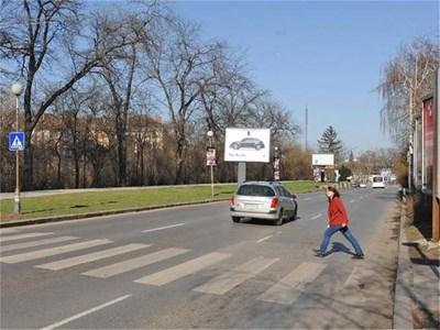 """Пешеходната пътека на бул. """"Евлоги Георгиев"""", на която бяха прегазени двете жени. СНИМКИ: ЙОРДАН СИМЕОНОВ И АРХИВ НА СЕМЕЙСТВОТО"""
