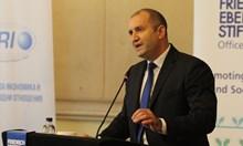 Румен Радев: България не видя какво се случва на Запад от Балканите