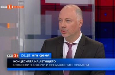 Росен Желязков. Кадър БНТ