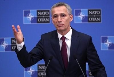 Генералният секретар на НАТО Йенс Столтенберг СНИМКА: Ройтерс