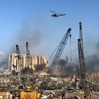 Експлозията в Бейрут.