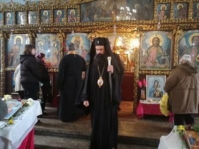 Видинският митрополит Даниил Снимка: Архив