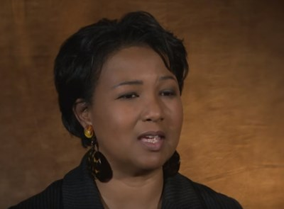 Астронавтката на НАСА Мей Джемисън Кадър: youtube/National Association of Independent Schools (NAIS)