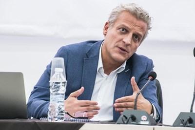 """ПЕТЪР МОСКОВ, лидер на партия КОД (""""Консервативно обединение на десницата"""")"""