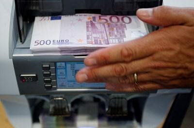 От държавите в Източна и Централна Европа България била най-напреднала в процеса на въвеждане на еврото.
