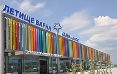 Очаква се самолетът да кацне на летището във Варна в 02:30 ч.(българско време). Снимка Архив
